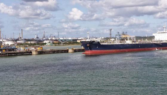 Boat Restoration using Soda Blasting