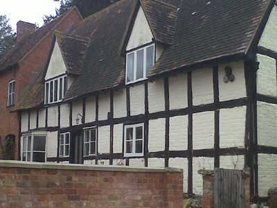 tudor house paint removal
