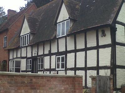 tudor house paint removal