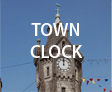 Monument Cleaning Services Restoration of Town Clock, Llangefni, Anglesey