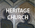 Historic Stone Cleaning and Wood Stripping Services at a Heritage Church