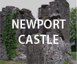 Graffiti Removal from Historic Stone at Newport Castle