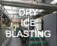Specialist industrial deep cleaning, machine cleaning & dry ice blast cleaning works at Graffix UK Plant in Bristol