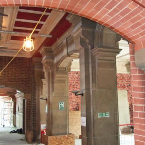 Brick Cleaning, Brickwork Restoration | Soda Blasting