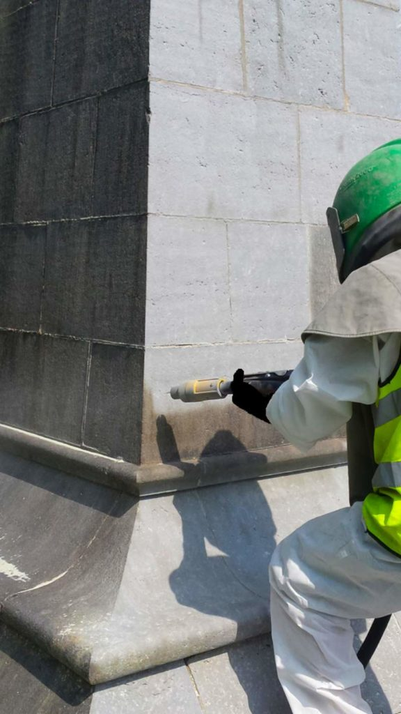 Where can Soda Blasting be used?